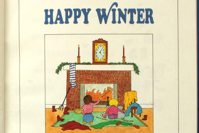 """Happy Winter"""