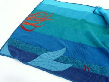 Bora Bora Blue: The Sea Beckons Her