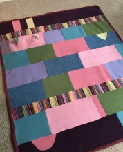 Linda's finished blanket